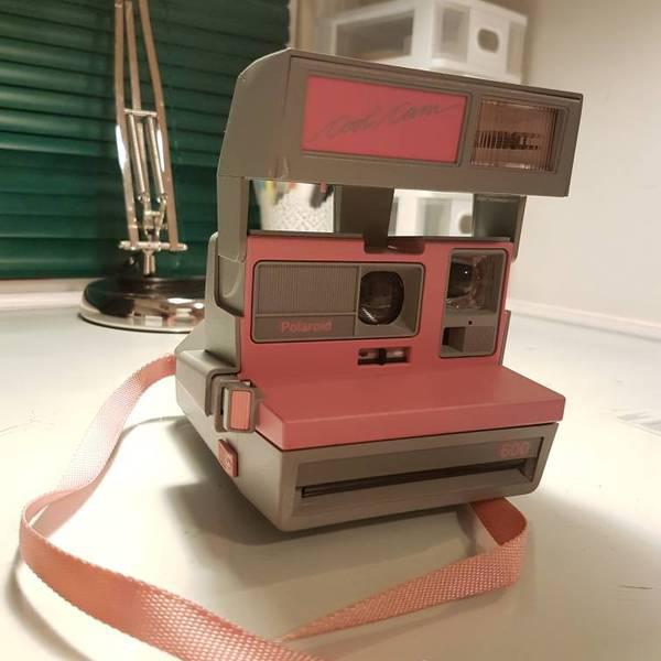 Trade 📍Polaroid Cool Cam 600(pink/grey) in Electronics